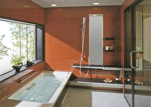 TOTO スプリノ システムバスルーム